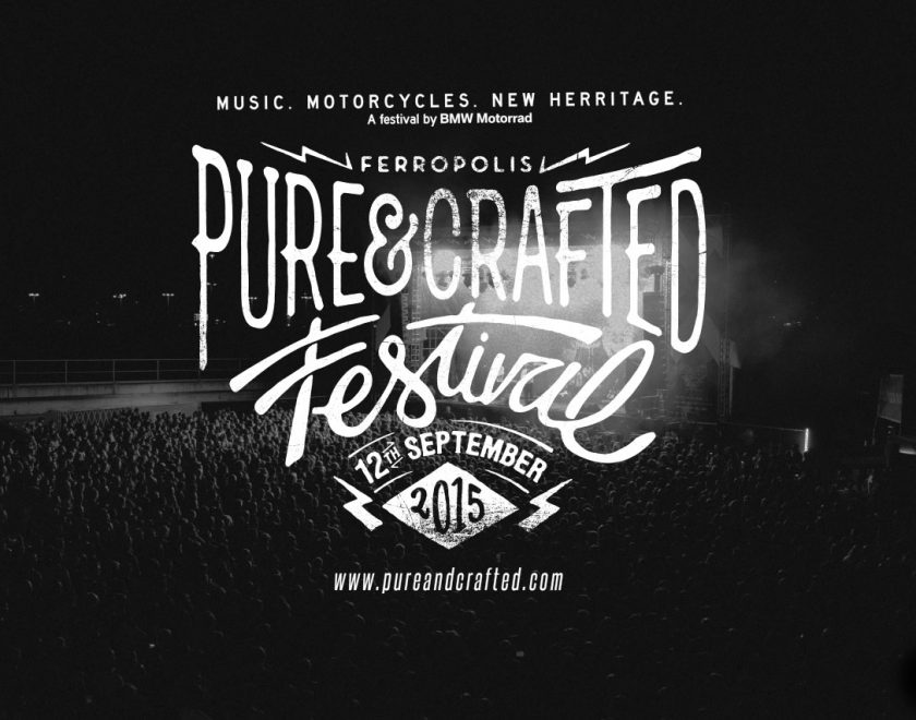 Pure & Crafted Festival, BMW Motorrad.