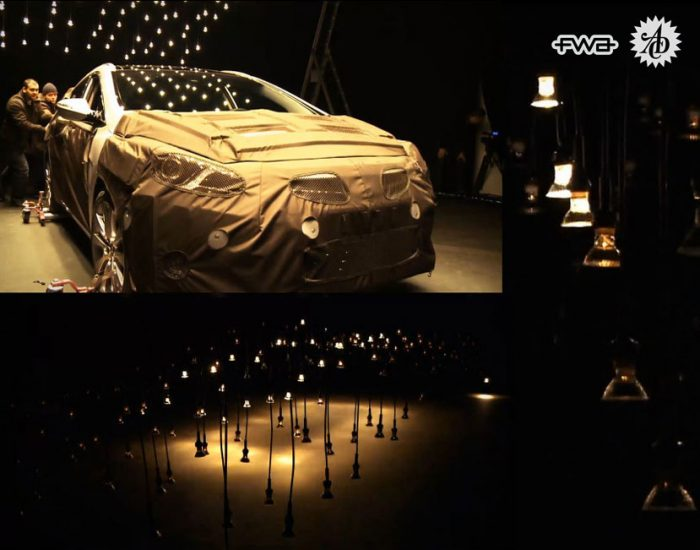Hyundai i40: Light Reveal